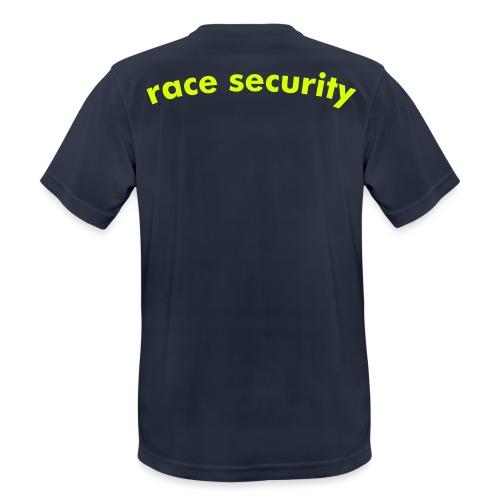 race security - Männer T-Shirt atmungsaktiv