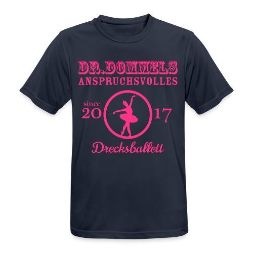 drecksballett_Vorne_one - Männer T-Shirt atmungsaktiv