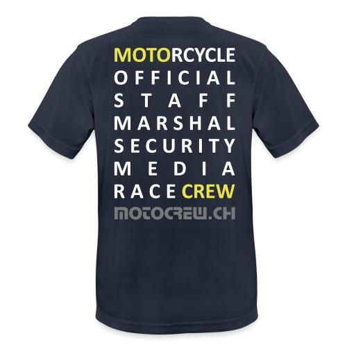 lines - Männer T-Shirt atmungsaktiv