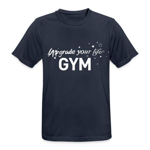 GYM_T_1A - Men's Breathable T-Shirt