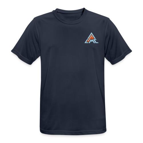 LMC Logo motif - Men's Breathable T-Shirt