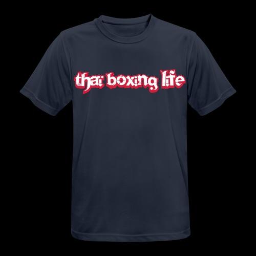 MTS92 THAI BOXING LIFE - T-shirt respirant Homme