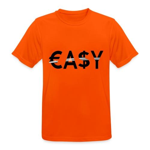 EASY - Camiseta hombre transpirable