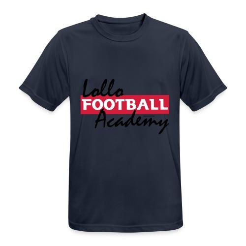 Hoodie - Lollo Academy - Andningsaktiv T-shirt herr