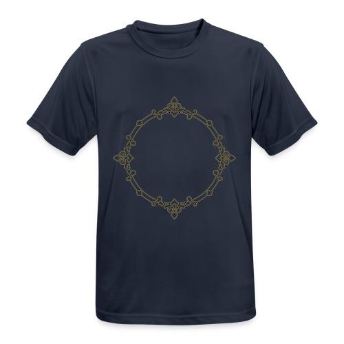 MONOGRACIA | BY VALORSTUDIO | - Mannen T-shirt ademend actief