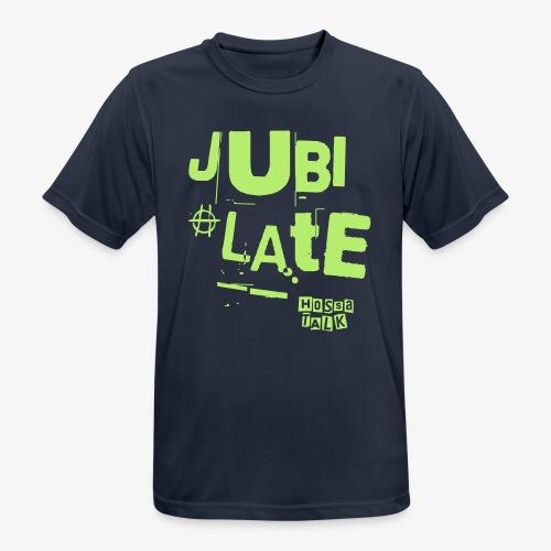 Jubilate-Hoodie - Männer T-Shirt atmungsaktiv