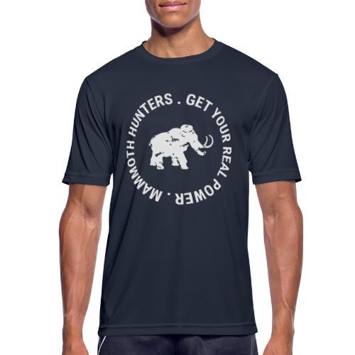 Mammoth Hunters / Mamut - Camiseta hombre transpirable