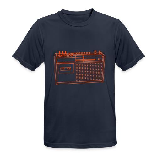 Rekorder R160 - Männer T-Shirt atmungsaktiv