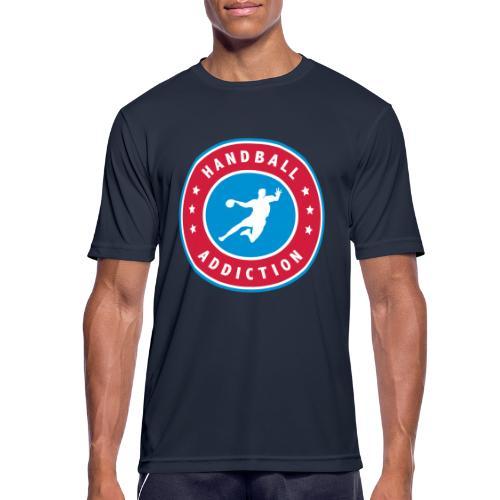 handball addiction - T-shirt respirant Homme
