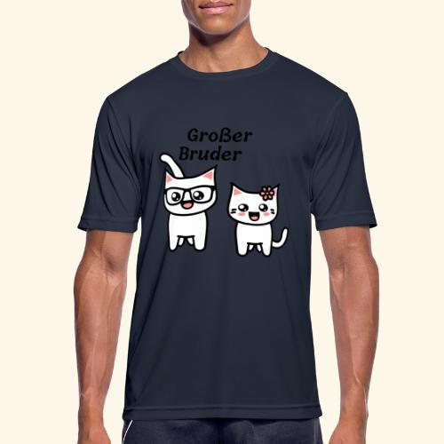 Großer Bruder - Männer T-Shirt atmungsaktiv