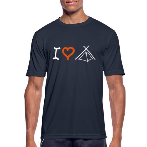 I love Kothe - Männer T-Shirt atmungsaktiv