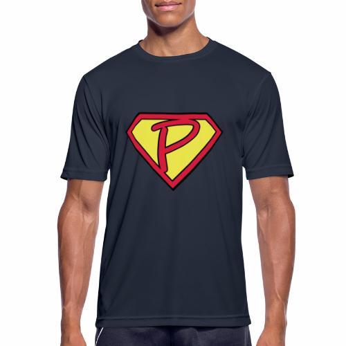 superp 2 - Männer T-Shirt atmungsaktiv