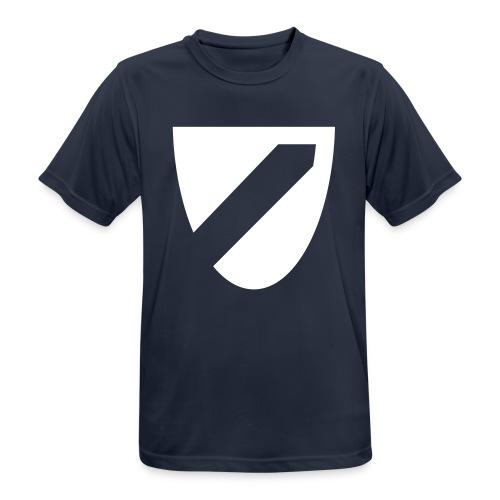 logo - Mannen T-shirt ademend actief