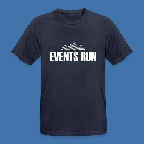 Events Run - T-shirt respirant Homme