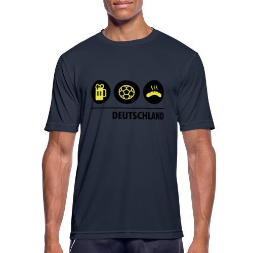Circles - Germany - Men's Breathable T-Shirt