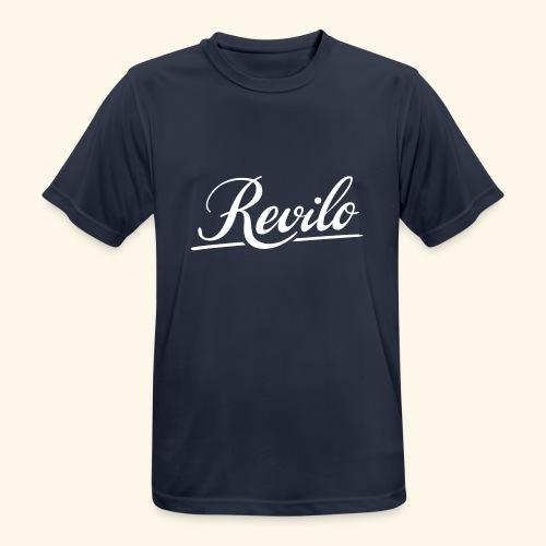 Revilo - Männer T-Shirt atmungsaktiv