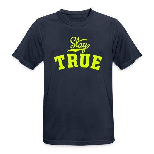 TT StayTrue eps - Herre T-shirt svedtransporterende