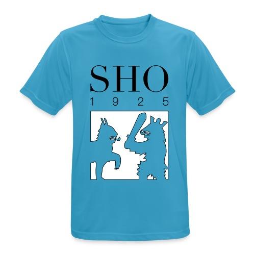SHO 1925 - miesten tekninen t-paita