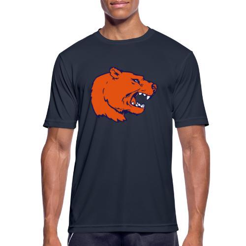 Logo St. Gallen Bears - Männer T-Shirt atmungsaktiv