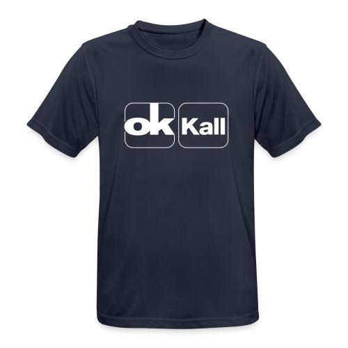 Logo Kall Textil - Männer T-Shirt atmungsaktiv