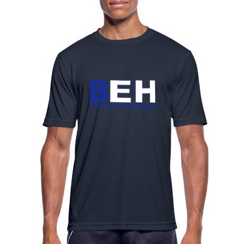 BEH-Heizung - Männer T-Shirt atmungsaktiv