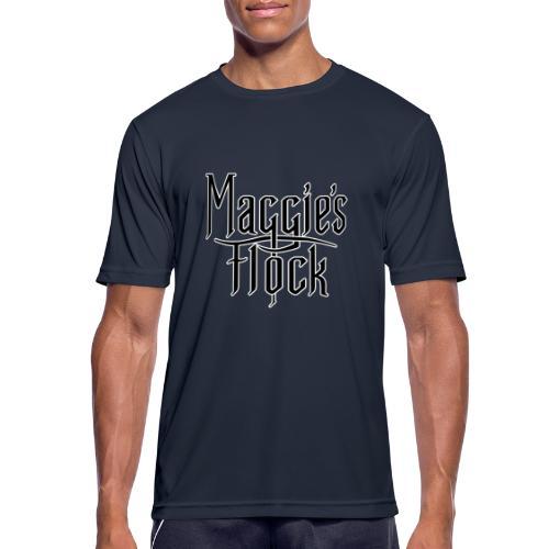 Maggie's Flock - Mannen T-shirt ademend actief