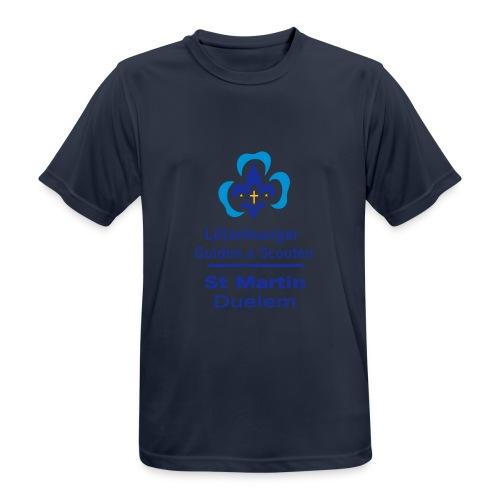 LGS Duelem 10 x 13cm - Männer T-Shirt atmungsaktiv