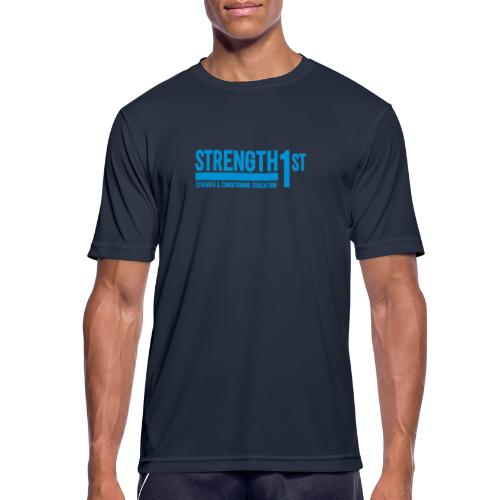 SRENGTH 1ST - CREATING ATHLETES - Men's Breathable T-Shirt