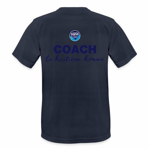 Le Coach le 8e homme d'une équipe de Handball - T-shirt respirant Homme