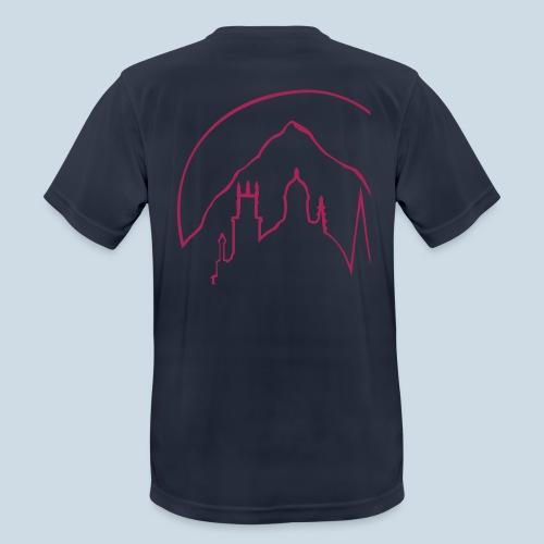 NewLogoPunkCorner - Men's Breathable T-Shirt