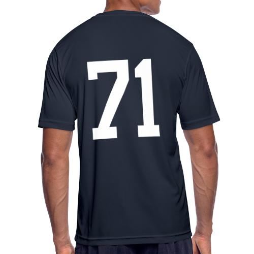 71 WLCZEK Sebastian - Männer T-Shirt atmungsaktiv