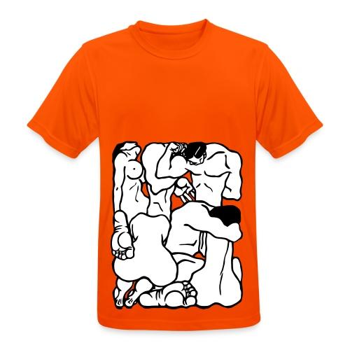 Muscles - Men's Breathable T-Shirt
