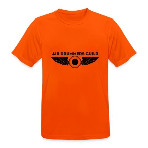 ADG Drum'n'Wings Emblem - Men's Breathable T-Shirt