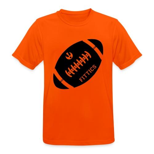 Fittics American Football - Men's Breathable T-Shirt