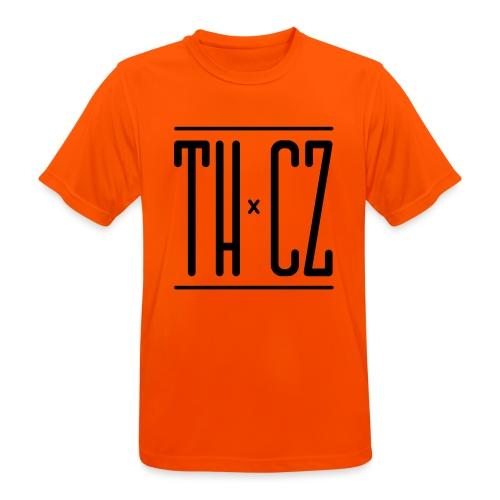 Logo THxCZ - T-shirt respirant Homme