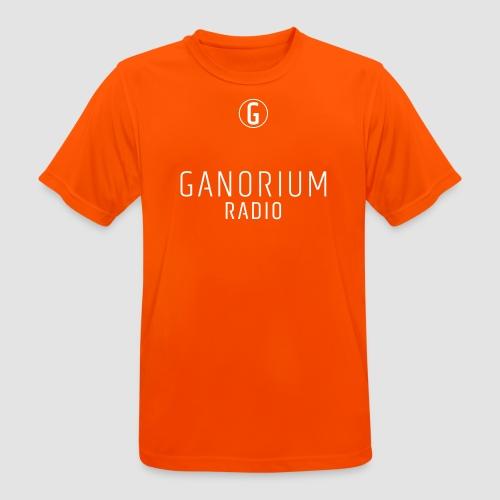GR Logo (Stack) - Men's Breathable T-Shirt