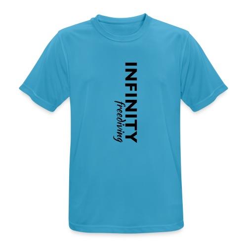 Infinity - Männer T-Shirt atmungsaktiv