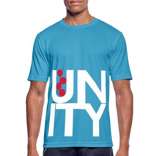 unity - Men's Breathable T-Shirt