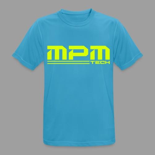 LOGO MPM (1) - Maglietta da uomo traspirante