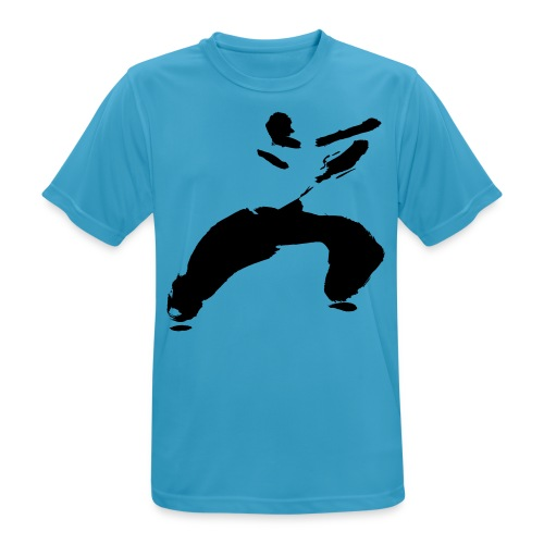 kung fu - Men's Breathable T-Shirt