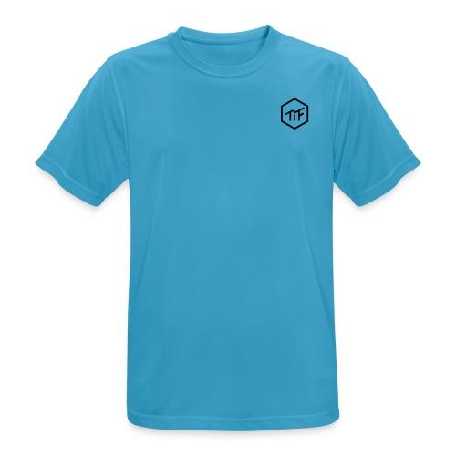 Tri it Fit Laufshirt 2021 - Männer T-Shirt atmungsaktiv