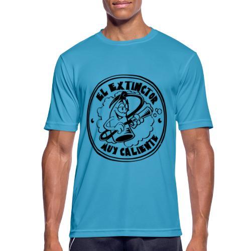 extinctor_1 - T-shirt respirant Homme