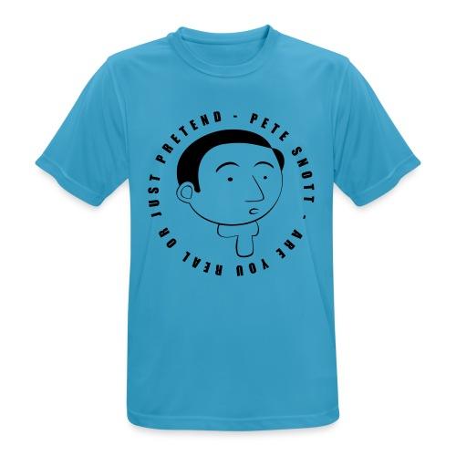 Pete Snott - Men's Breathable T-Shirt