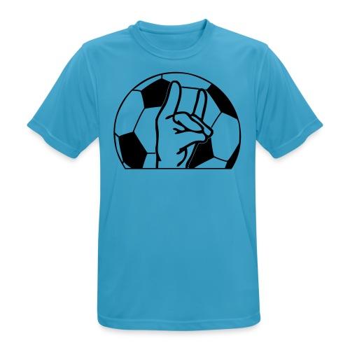 SHOP GK Logo - Männer T-Shirt atmungsaktiv
