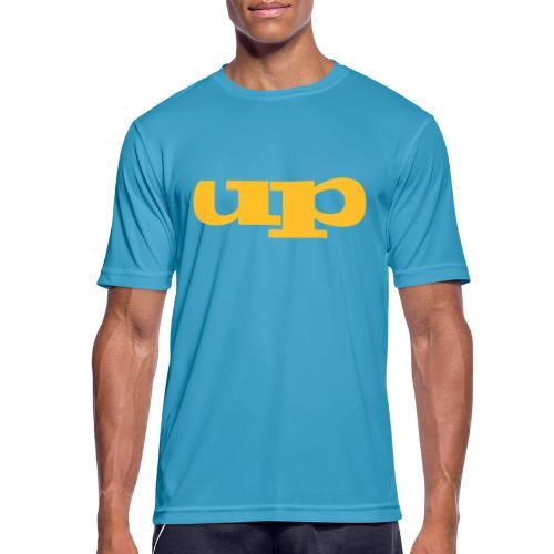 Up - Men's Breathable T-Shirt