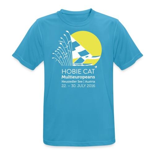 Hobie Europeans 2016 - Männer T-Shirt atmungsaktiv
