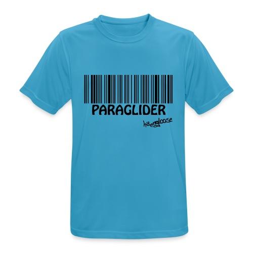 barcode n - Männer T-Shirt atmungsaktiv