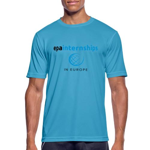 EPA Shirt Black - Men's Breathable T-Shirt