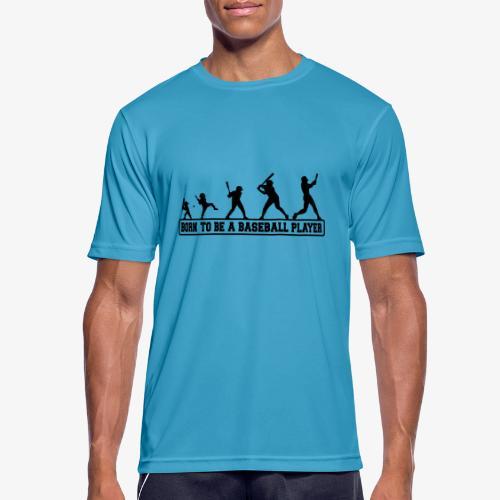 Born baseballt shirt - T-shirt respirant Homme