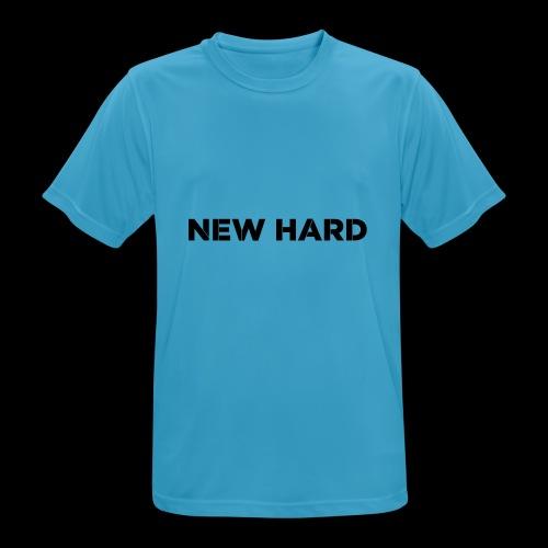 NAAM MERK - Mannen T-shirt ademend actief